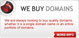 we buy domains